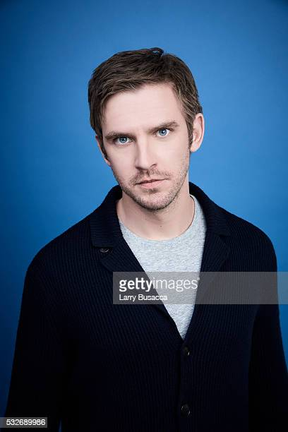 Actor Dan Stevens poses for a portrait at the Tribeca Film Festival on April 16 2016 in New York City