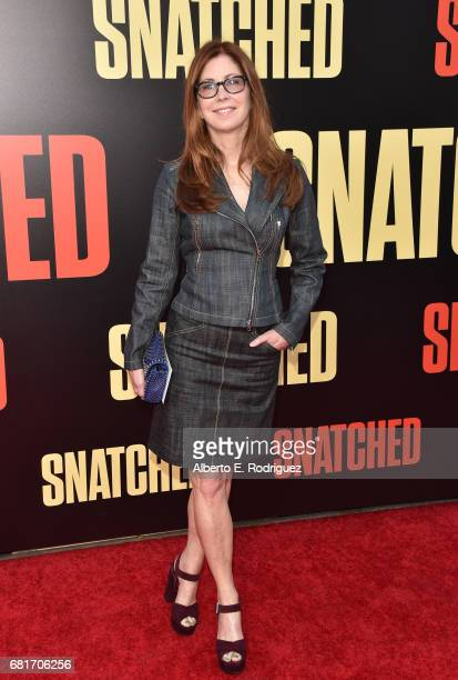 Actor Dana Delaney attends the premiere of 20th Century Fox's Snatched at Regency Village Theatre on May 10 2017 in Westwood California