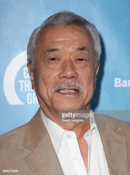 Actor Dana Lee attends the opening night of 'Soft Power' presented by the Center Theatre Group at the Ahmanson Theatre on May 16 2018 in Los Angeles...