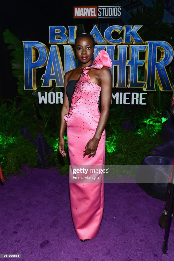 "Premiere Of Disney And Marvel's ""Black Panther"" - Red Carpet"