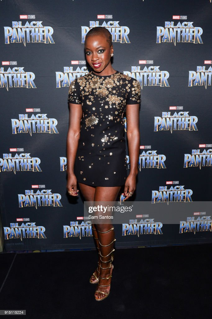 Toronto Premiere of 'Black Panther'