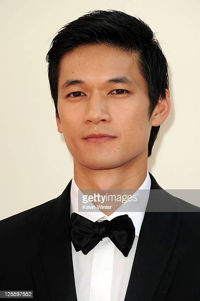 Actor dancer Harry Shum Jr. Arrives at the 63rd Annual Primetime Emmy Awards held at Nokia Theatre L.A. LIVE on September 18, 2011 in Los Angeles,...