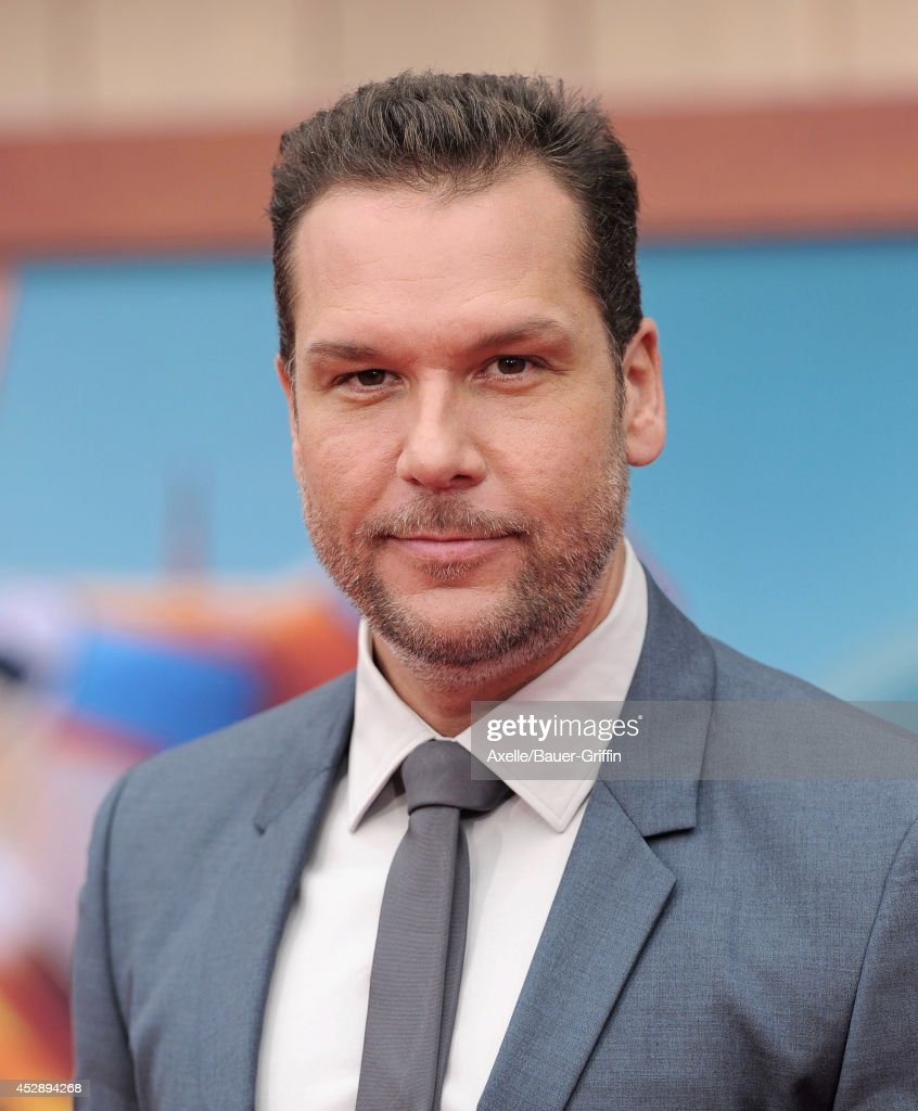 Actor Dane Cook attends the premiere of 'Planes: Fire & Rescue' at the El Capitan Theatre on July 15, 2014 in Hollywood, California.