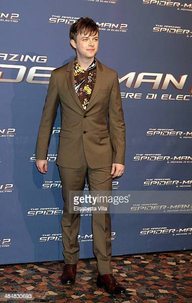 Actor Dane DeHaan attends 'The Amazing Spider-Man 2: Rise Of Electro' Rome Premiere at The Space Moderno Cinema on April 14, 2014 in Rome, Italy.