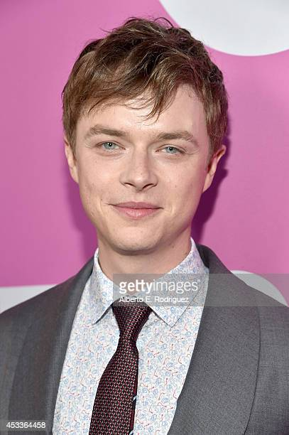 Actor Dane DeHaan attends the screening of 'Life After Beth' with Father John Misty in concert during Sundance NEXT FEST at The Theatre at Ace Hotel...