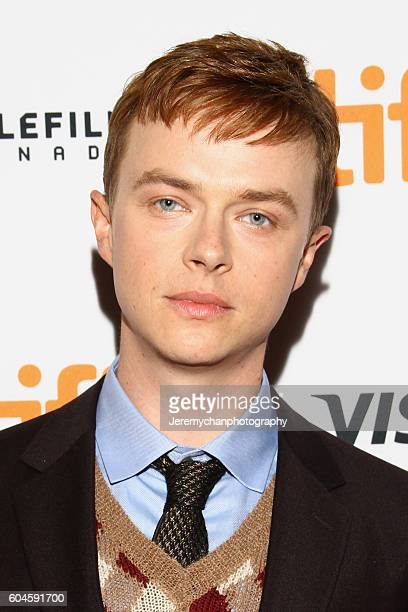 Actor Dane DeHaan attends the 'Two Lovers And A Bear' Premiere held at The Elgin Theatre during the Toronto International Film Festival on September...