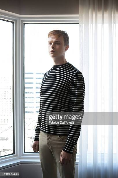 Actor Dane DeHaan is photographed for MovieMaker Magazine on September 10 2016 in Toronto Canada