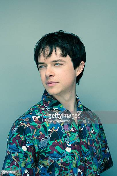 Actor Dane DeHaan is photographed for The Hollywood Reporter on May 14 2016 in Cannes France