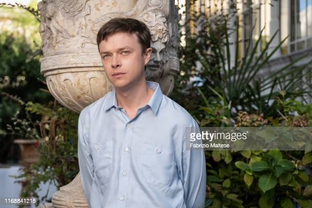 Actor Dane DeHaan poses for a portrait on September 5, 2019 in Venice, Italy.