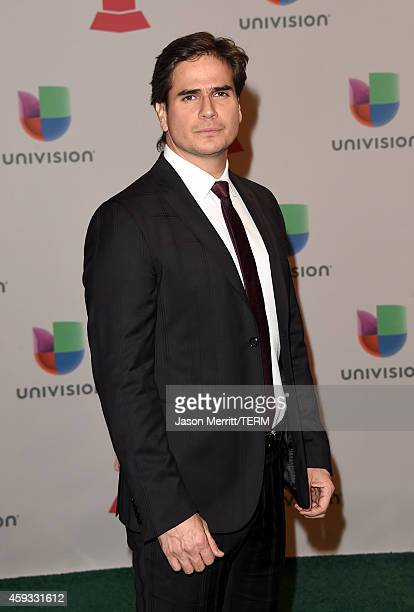 Actor Daniel Arenas attends the 15th Annual Latin GRAMMY Awards at the MGM Grand Garden Arena on November 20, 2014 in Las Vegas, Nevada.