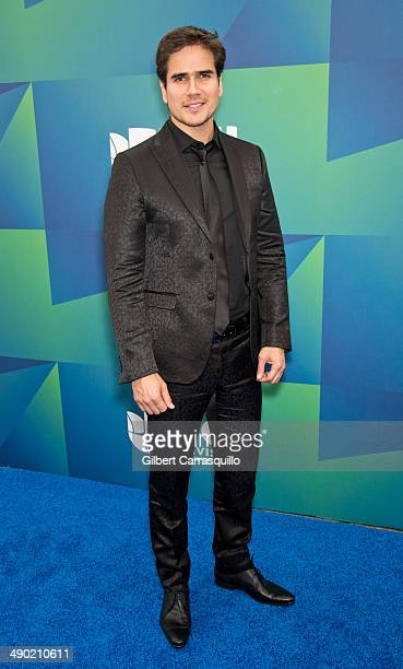 Actor Daniel Arenas attends the 2014 Univision Upfront at Gotham Hall on May 13, 2014 in New York City.