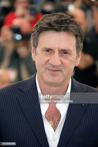 Actor Daniel Auteuil at the Peindre ou Faire l'Amour photocall during the 58th Cannes Film Festival