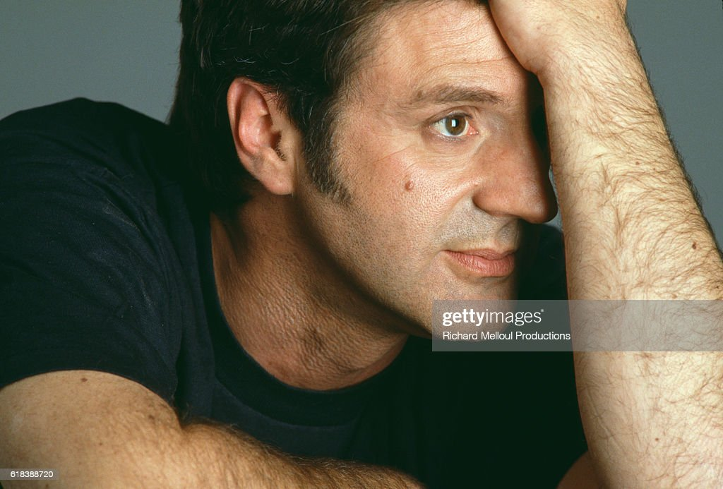 French Actor Daniel Auteuil : Photo d'actualité