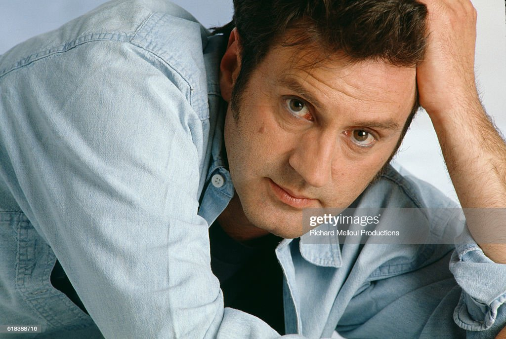 Actor Daniel Auteuil : Photo d'actualité
