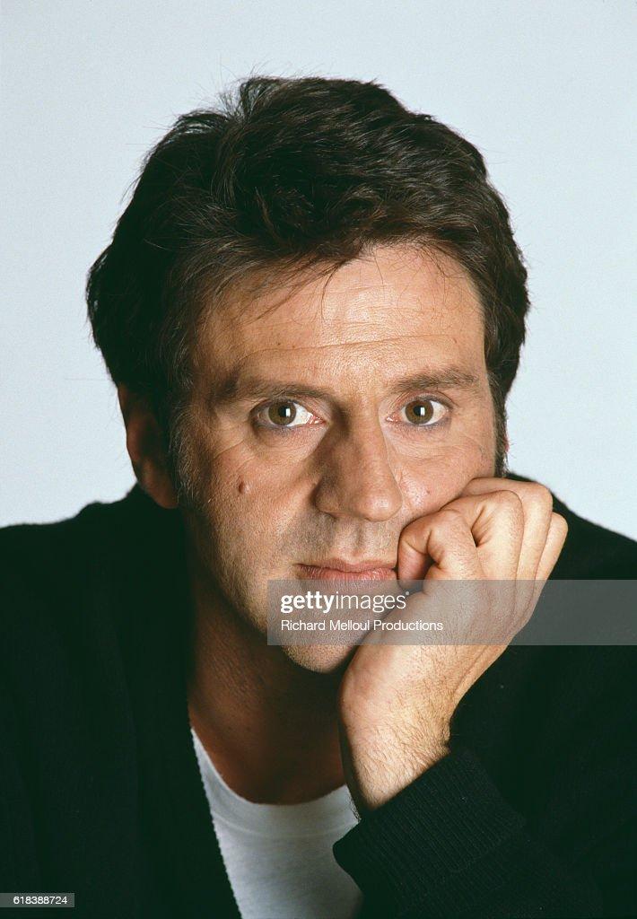 Actor Daniel Auteuil : Photo d'actualité
