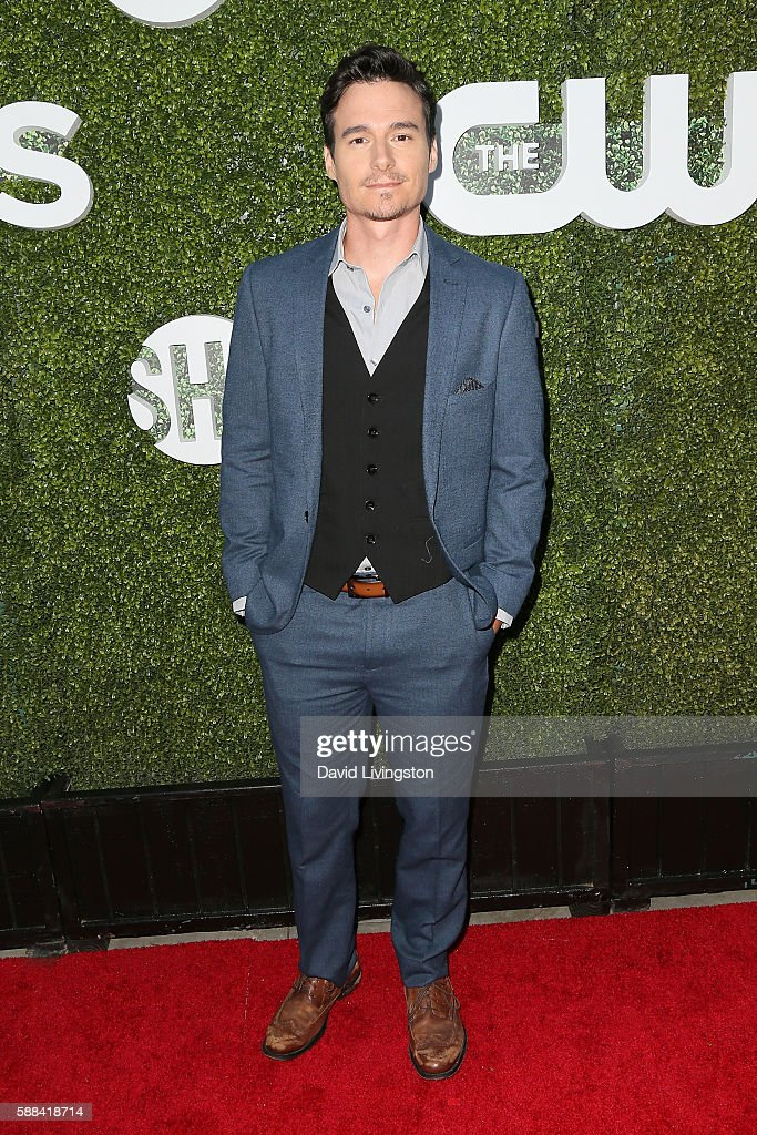 Actor Daniel Bonjour arrives at the CBS, CW, Showtime Summer TCA Party at the Pacific Design Center on August 10, 2016 in West Hollywood, California.