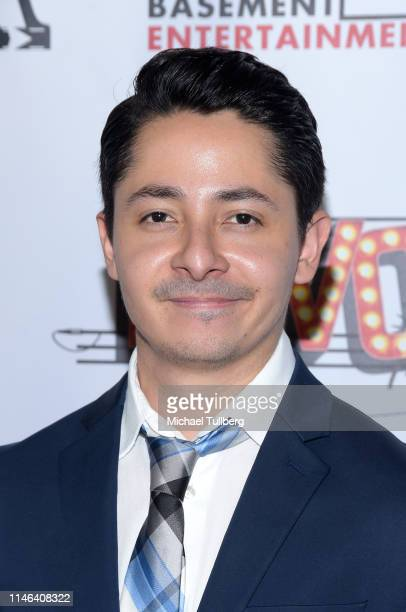 Actor Daniel Brenes attends a Los Angeles VIP industry screening with the filmmakers and cast of DIVOS at TCL Chinese 6 Theatres on May 01 2019 in...