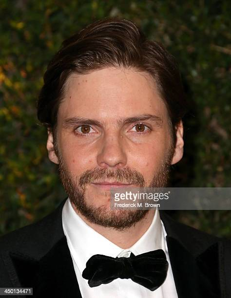 Actor Daniel Brühl arrives at the Academy of Motion Picture Arts and Sciences' Governors Awards at The Ray Dolby Ballroom at Hollywood Highland...