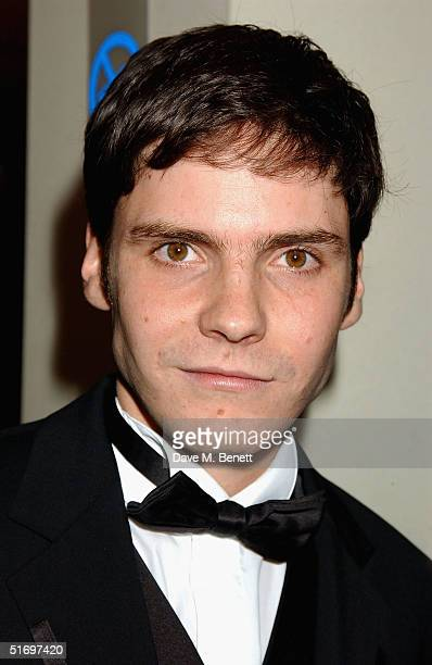 Actor Daniel Bruehl arrives at the Cinema and Television Benevolent Fund Royal Film Performance annual charity screening this year of 'Ladies In...