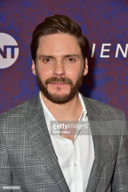 """Actor Daniel Bruehl, wears BOSS, attends the Emmy For Your Consideration - """"The Alienist"""" at 92nd Street Y on May 15, 2018 in New York City."""