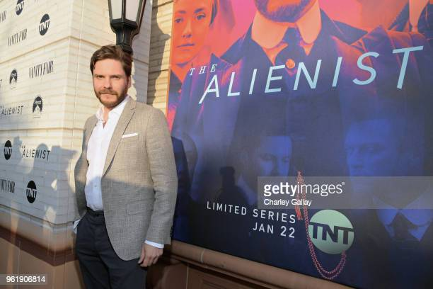 Actor Daniel Bruhl attends The Alienist Los Angeles For Your Consideration Event at Wallis Annenberg Center for the Performing Arts on May 23 2018 in...