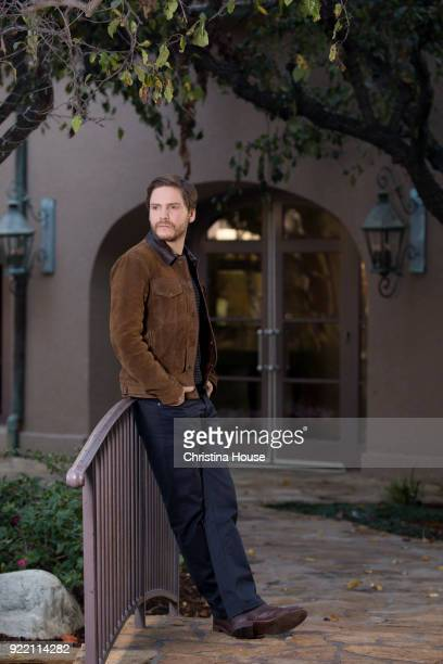 Actor Daniel Bruhl is photographed for Los Angeles Times on January 11 2018 in Pasadena California PUBLISHED IMAGE CREDIT MUST READ Christina...