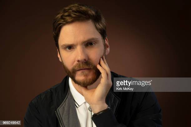 Actor Daniel Bruhl is photographed for Los Angeles Times on May 24 2018 in Los Angeles California PUBLISHED IMAGE CREDIT MUST READ Kirk McKoy/Los...