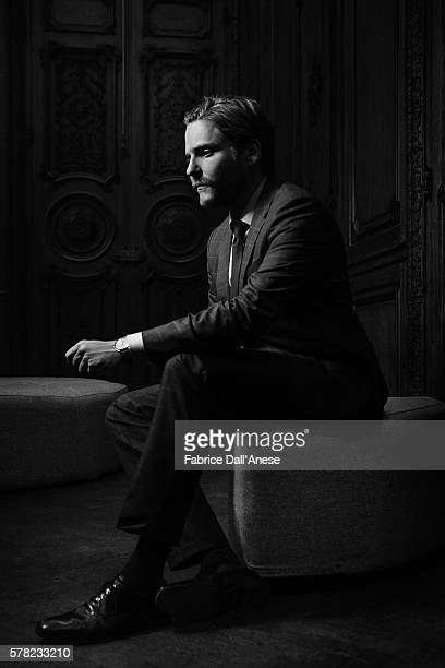 Actor Daniel Bruhl is photographed for Stern Magazine on May 15 2016 in Cannes France