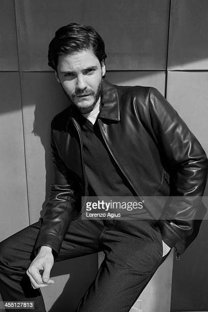 Actor Daniel Bruhl is photographed for The Hollywood Reporter on July 25 2013 in London England
