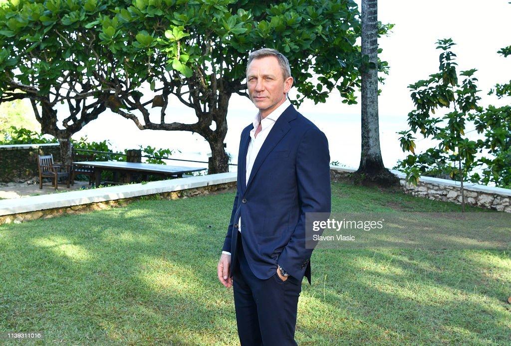 """Bond 25"" Film Launch at GoldenEye, Jamaica : News Photo"