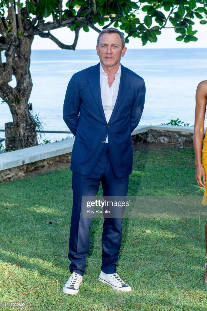 "JAM: ""Bond 25"" Film Launch at GoldenEye, Jamaica"
