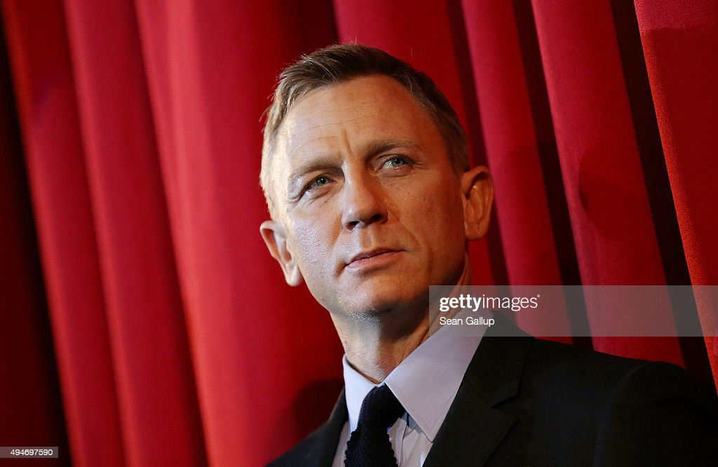 'Spectre' German Premiere In Berlin