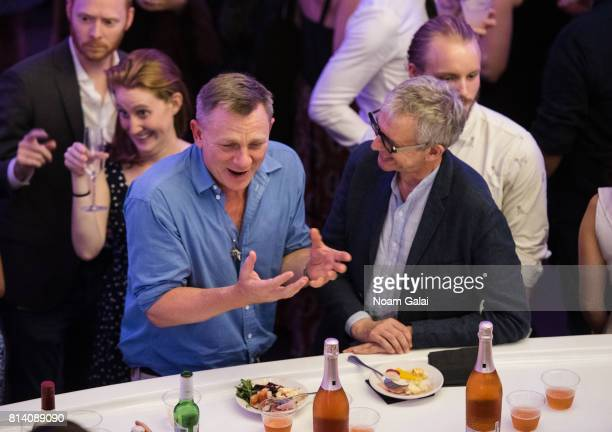 Actor Daniel Craig attends the opening night of 'Hamlet' at The Public Theater on July 13 2017 in New York City