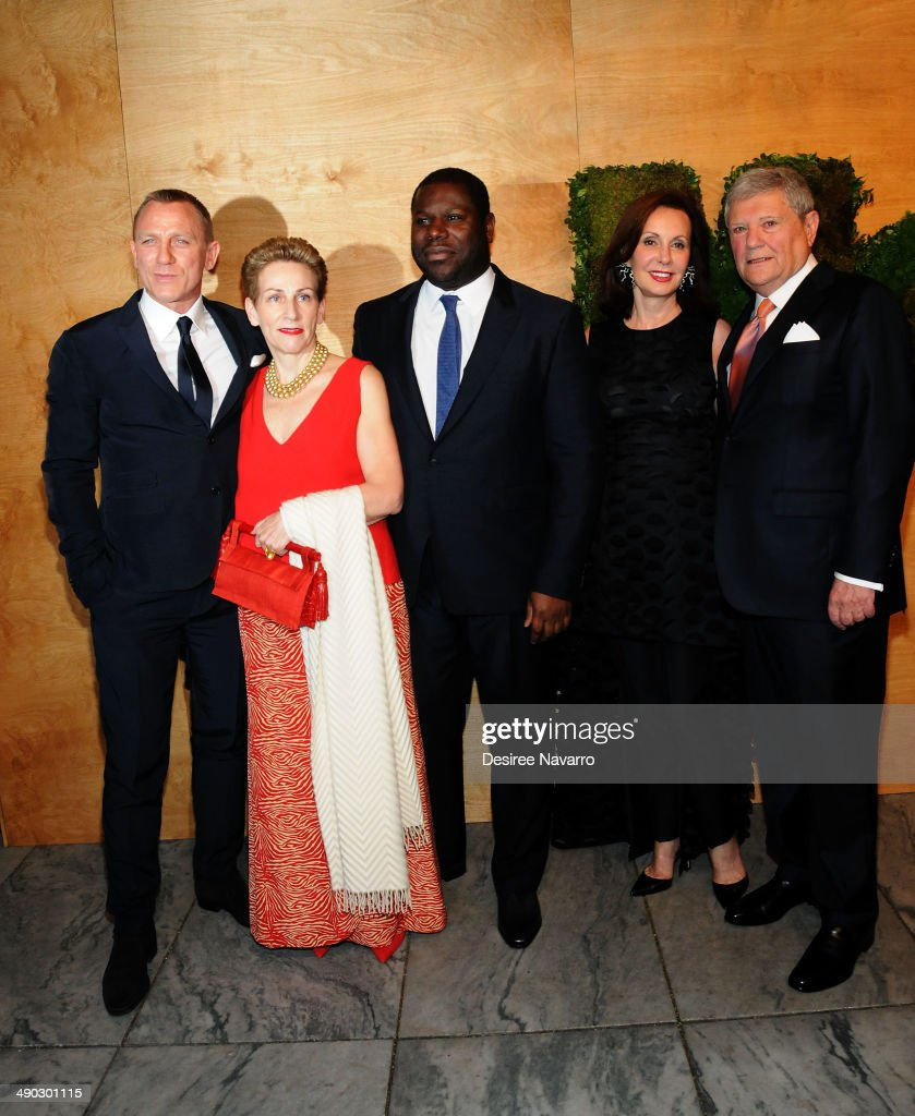 Museum Of Modern Art's 2014 Party In The Garden : Nachrichtenfoto