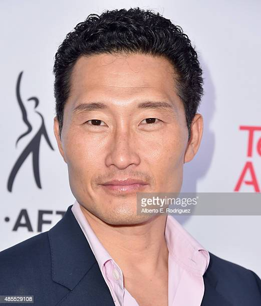 Actor Daniel Dae Kim attends a cocktail party celebrating dynamic and diverse nominees for the 67th Emmy Awards hosted by the Academy of Television...