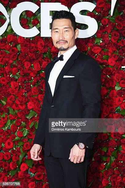 Actor Daniel Dae Kim attends the 70th Annual Tony Awards at The Beacon Theatre on June 12 2016 in New York City