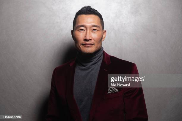 Actor Daniel Dae Kim attends the Latinx House Blast Beat Dinner on January 26 2020 at Latinx house in Park City Utah