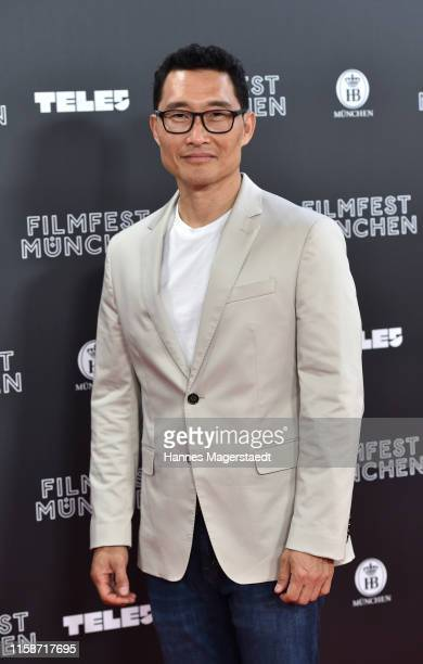 Actor Daniel Dae Kim during the opening night of the Munich Film Festival 2019 at Mathaeser Filmpalast on June 27 2019 in Munich Germany