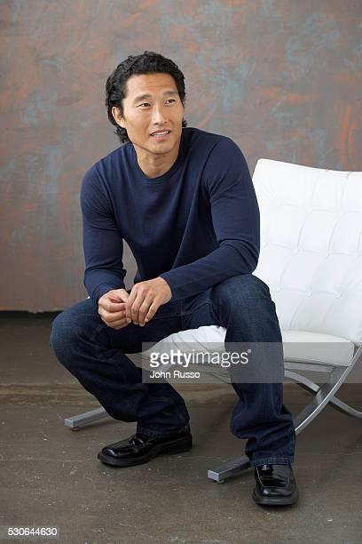 Actor Daniel Dae Kim is photographed for Player Magazine in 2006
