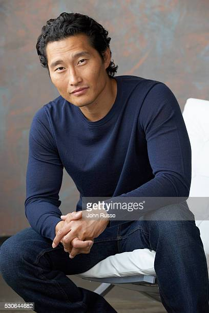 Actor Daniel Dae Kim is photographed for Player Magazine in 2006.