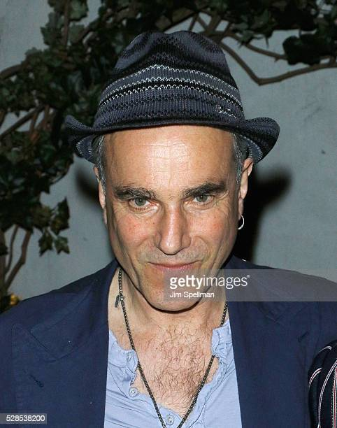 Actor Daniel DayLewis attends the after party for the screening of Sony Pictures Classics' Maggie's Plan hosted by Montblanc and The Cinema Society...