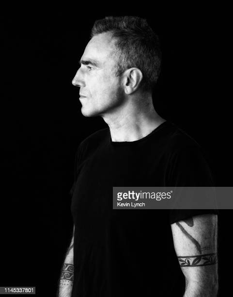 Actor Daniel Day-Lewis is photographed for DreamWorks on September 4, 2012 in New York City.