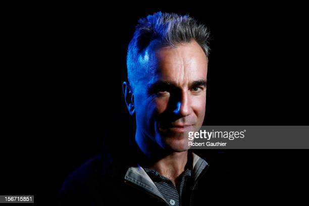 Actor Daniel DayLewis is photographed for Los Angeles Times on November 14 2012 in Los Angeles California PUBLISHED IMAGE CREDIT MUST READ Robert...