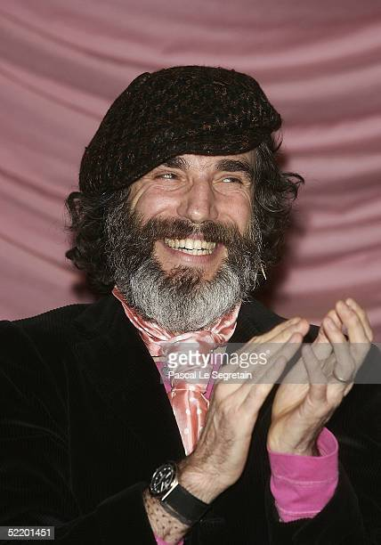 """Actor Daniel Day-Lewis recieves the Berlinale Camera Award at """"The Ballad Of Jack & Rose"""" Premiere at the Zoo Palast Theatre during the 55th annual..."""