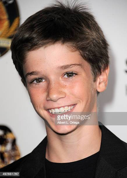 Actor Daniel Dimaggio arrives for the Screamfest Horror Film Festival Opening Night Screening Of Tales Of Halloween held at TCL Chinese 6 Theatres on...