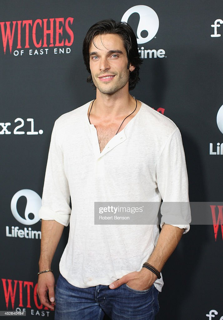 Actor Daniel Ditomasso Attends Witches Of East End Season 2 News Photo Getty Images