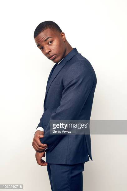 Actor Daniel Ezra of CW's 'All American' poses for a portrait during the 2018 Summer Television Critics Association Press Tour at The Beverly Hilton...
