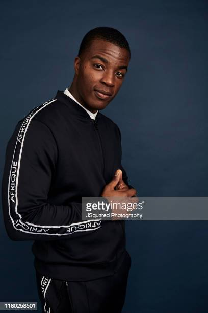Actor Daniel Ezra of The CW's 'All American' poses for a portrait during the 2019 Summer TCA Portrait Studio at The Beverly Hilton Hotel on August 04...