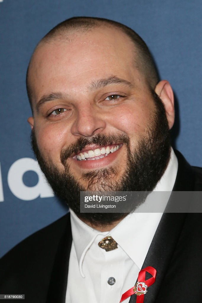 Actor Daniel Franzese arrives at the 27th Annual GLAAD Media Awards at The Beverly Hilton Hotel on April 2, 2016 in Beverly Hills, California.