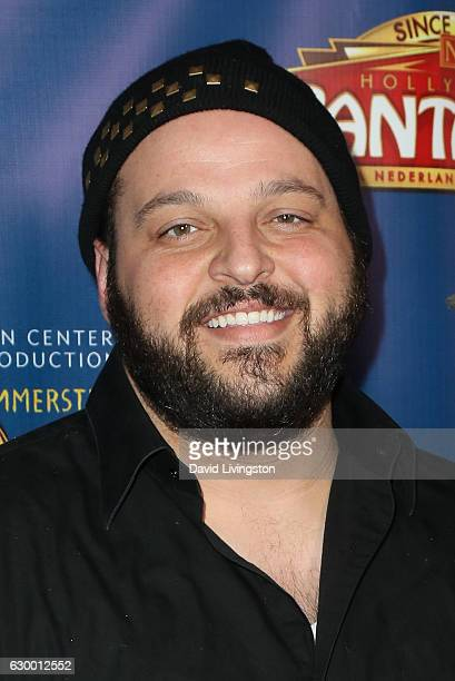 Actor Daniel Franzese arrives at the Opening Night of The Lincoln Center Theater's Production Of Rodgers and Hammerstein's 'The King and I' at the...